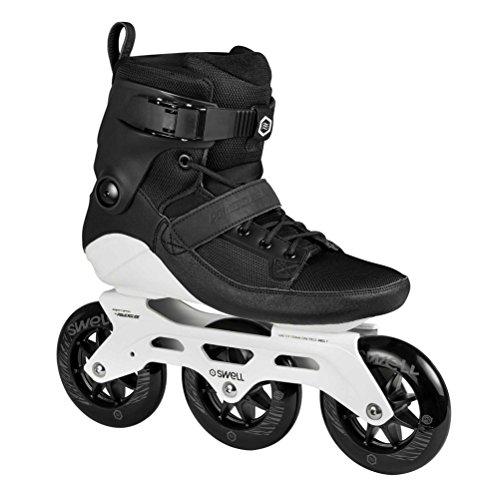 POWERSLIDE Black 110 SPC Fitness Skates schwarz 41