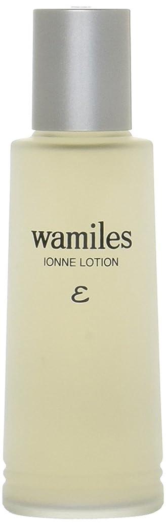 レクリエーション迅速ロイヤリティ【セット販売】wamiles/ワミレス ベーシックライン イオンヌ ローション 100ml×2本