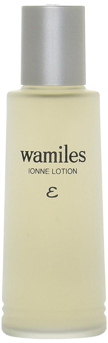 素朴な分子連想【セット販売】wamiles/ワミレス ベーシックライン イオンヌ ローション 100ml×2本