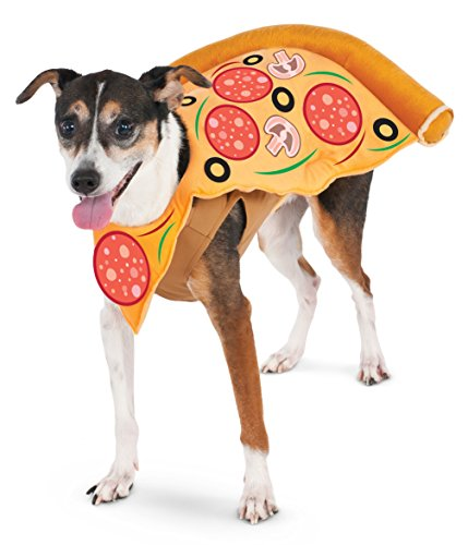 Rubie's Costume Company Pizza Slice Pet Suit