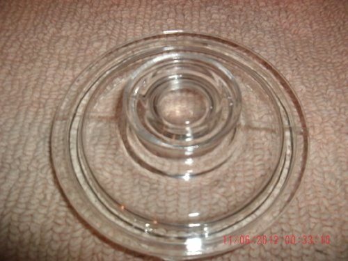 Vintage Pyrex Replacement Top for Pyrex Flameware 6-9 Cup Coffee Pot