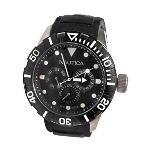 Nautica Orologio Cronografo Nau A13643G Nero