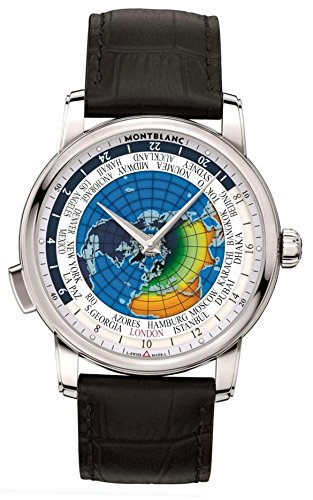 MONTBLANC WATCHES MONTBLANC WATCH Mod. 4810 ORBIS TERRARUM AUTOMATIC 43mm