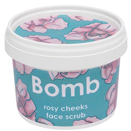 Bomb Cosmetics Rosy Cheeks Face Scrub 120ml