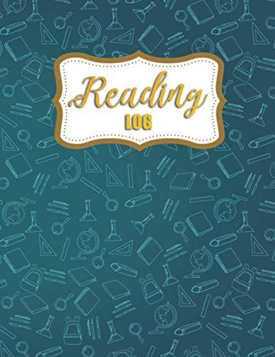 Reading Log: Reader's Journal Readi…