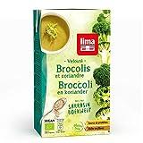 Lima - Sopa De Brócoli Con Trigo Sarraceno Y Cilantro 1 Litro