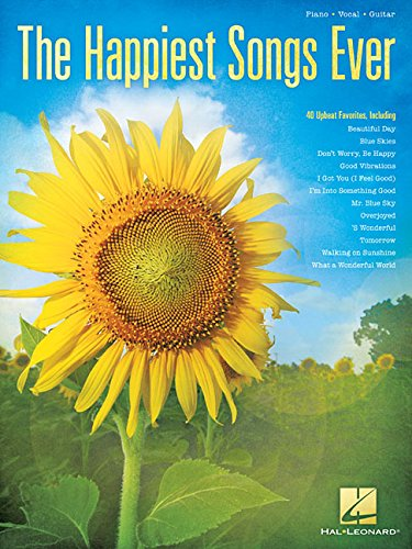 The Happiest Songs Ever (PVG)