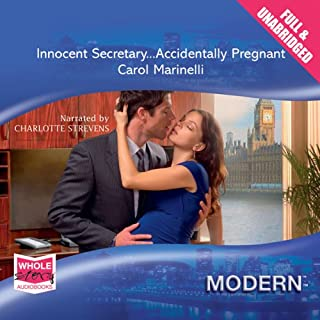 Innocent Secretary... Accidentally Pregnant cover art