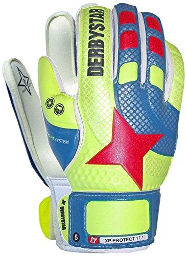 Derbystar XP Protect, 4, blau gelb weiß, 2677040000