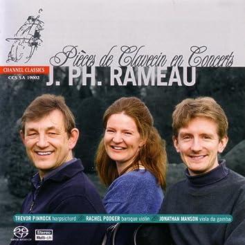 Rameau: Pièces de Clavecin en Concerts