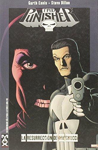 The Punisher 10, La resurrección de Ma Gnucci