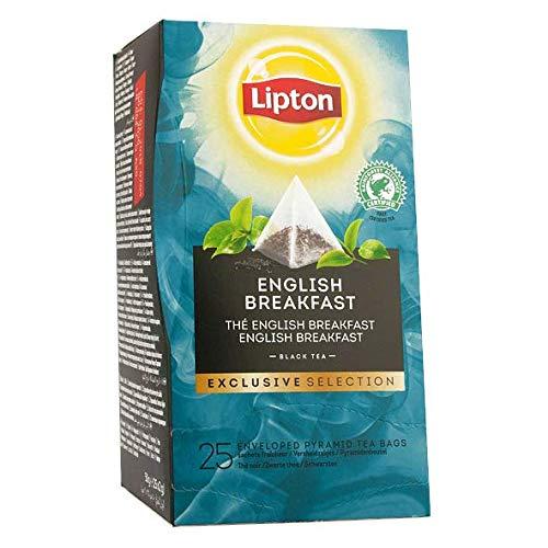 Lipton English Breakfast 25 Pyramiden-Beutel