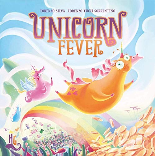Cranio Creations Unicorn Fever CC177