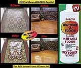 Restore-A-Floor Floor Finish - Wood Floor Polish and Hard Wood...