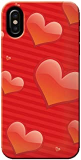 OPPO Find X2 Pro OPG01 ケース ラブリー 愛 LOVE HEART キュート 薄型 スマホ ハードケース ハート A オッポ C001603_01