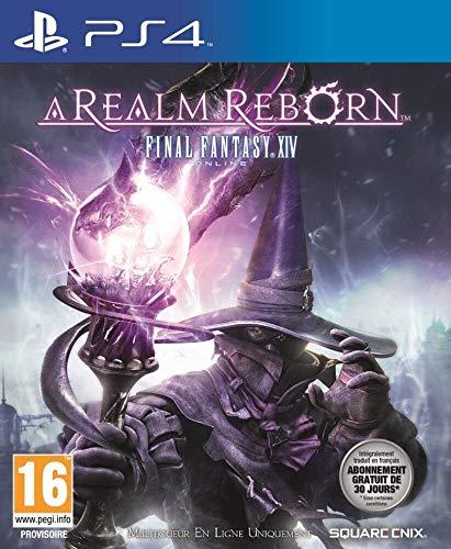 Final Fantasy XIV: A Realm Reborn [Importación Francesa]