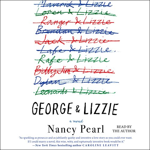 George and Lizzie audiobook cover art