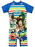 Disney Bañador para Niño Toy Story Azul 3 a 4 Años
