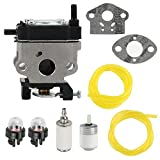 WYC-7 Carburetor for Toro Vacuum 51944 51945 51946 51955 51956 51957 51958 51972 51974 51975 String Trimmer Carb Replaces Toro# 308480001 Walbro# WYC-7-1 with Tune Up Kits