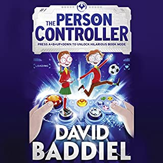 The Person Controller                   By:                                                                                                                                 David Baddiel                               Narrated by:                                                                                                                                 David Baddiel                      Length: 3 hrs and 45 mins     271 ratings     Overall 4.6