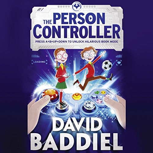 The Person Controller audiobook cover art