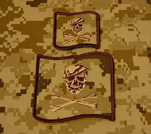 NSWDG Blue Squadron Patch Set NWU II NSWDG AOR1 Seal Team 6 DEVGRU