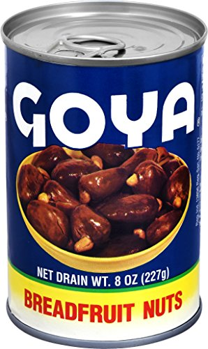 Goya Foods Breadfruit Nuts (Pana Dallas Ware Pepita), 8-Ounce (Pack of 24)