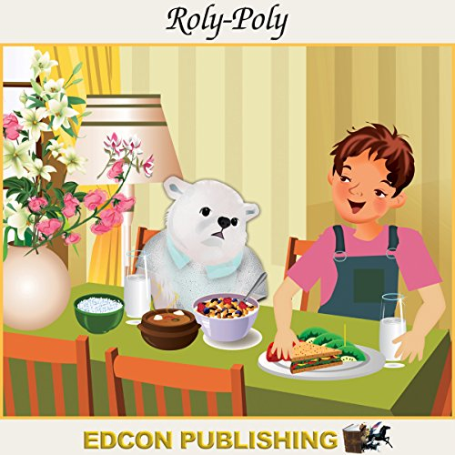 Roly-Poly audiobook cover art