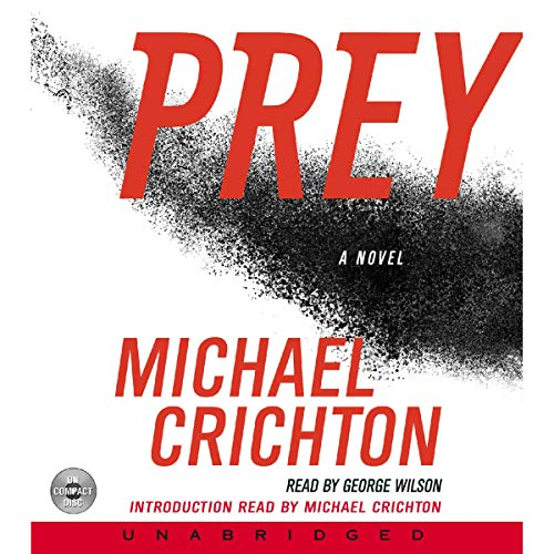 Couverture de Prey