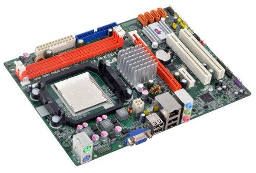 ECS Elitegroup AM3 AMD 760G Micro ATX AMD DDR3 1800 Motherboard A780LM-M2