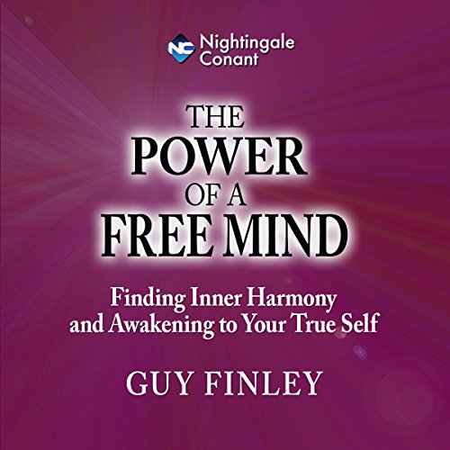 The Power of a Free Mind audiobook cover art