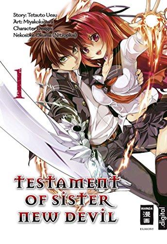 Testament of Sister new Devil 01 (German Edition)