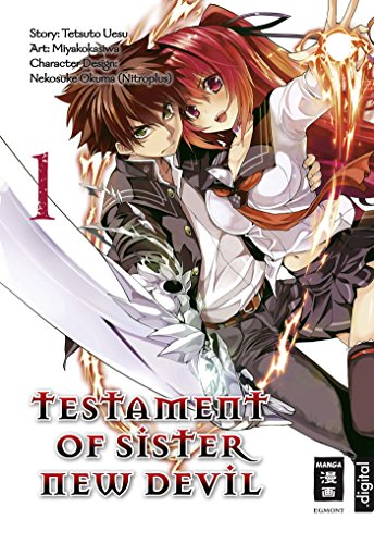 Testament of Sister new Devil 01 (German Edition)