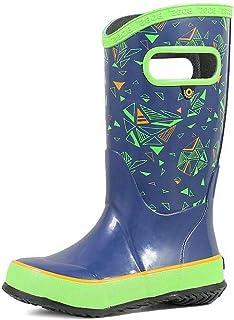 BOGS Kids' Rainboots Print Waterproof Rain Boot