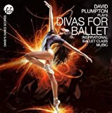 Divas for Ballet CD - Inspirational Ballet Classic Music DB04C