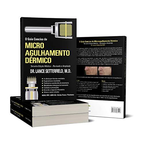 Livro - Guia Conciso Microagulhamento - Dr. Lance Setterfield 3º Edição