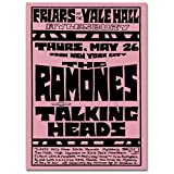 LaMAGLIERIA Hochqualitatives Poster - The Ramones Feat
