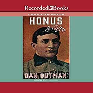 Honus & Me audiobook cover art