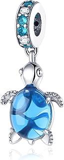 مولا 925 فضة استرلينية متدلية سحر الخرز صالح لباندورا أساور مجوهرات هدية للنساء الفتيات