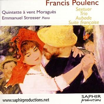 Sextuor, Trio, Aubade, Suite Française