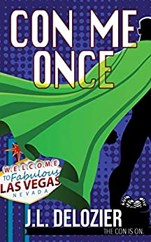 Con Me Once by [J. L. Delozier]