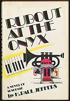 Rubout At The Onyx 0899190464 Book Cover