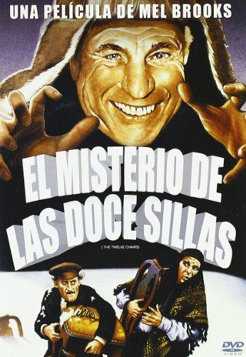El Misterio De Las 12 Sillas [DVD]