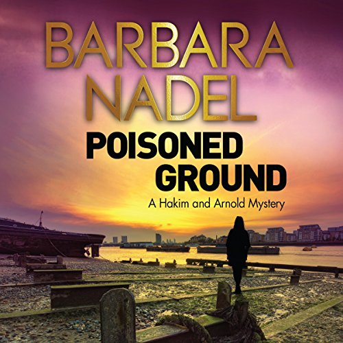 Poisoned Ground audiobook cover art