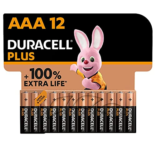 Duracell NEW Plus...