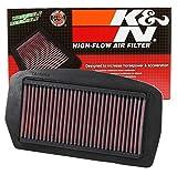 K&N YA-6004 Filtro de Aire para Yamaha FZ6/FZ6 FAZER 04-09 Moto