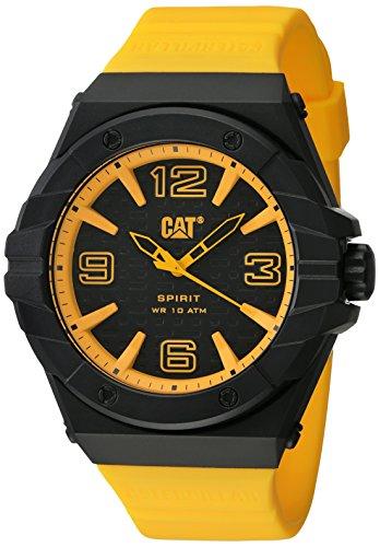 Reloj para hombre, carcasa de policarbonato, CAT Spirit II