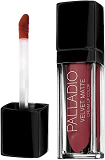 Palladio Velvet Matte Cream Lip Color - Pashmina