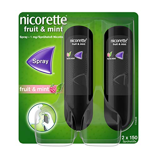 Johnson & Johnson GmbH (OTC) -  Nicorette Fruit &