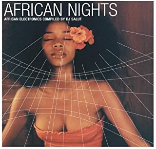 Africa Electro (Compilation CD, 14 Tracks)
